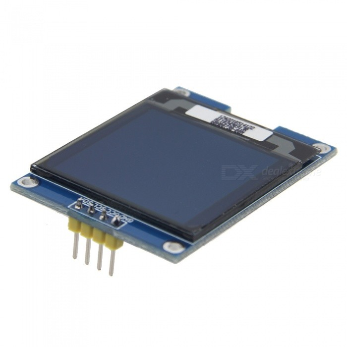 1 5 Inch 128x128 Oled Screen Module for STM32, Arduino and Raspberry Pi