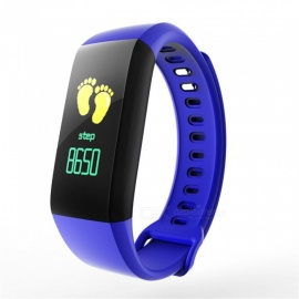 G5 Color Screen Smart Bracelet Bluetooth with Heart Rate / Blood Pressure / Sleep Monitoring / Multiple Sports Mode