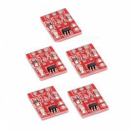 5PCS TTP223 Touch Key Switch Module For Arduino Touching Button Self-Locking/No-Locking Capacitive Switches