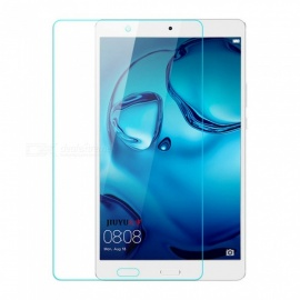 "ESAMACT 2.5D HD Tempered Glass Screen Protector for Huawei Mediapad M3 8.4"" (1 PC)"