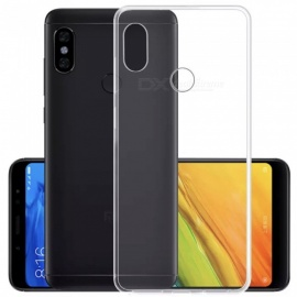 ASLING TPU Ultra-thin Soft TPU Back Case for Xiaomi 6X