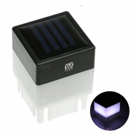 YWXLight Solar Powered LED Lawn Light Outdoor Garden Lamp - Cold White