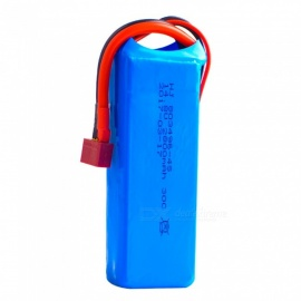 14.8V 2800mah 30C lipo batteri med balanse lader for FT010 FT011 RC båt RC helikopter quadcopter