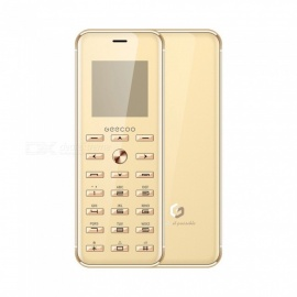 GEECOO smart 1 MTK6261D Mode-Design-Funktion Telefon