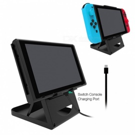Kitbon Multi-Angle Folding Adjustable Stand w/ Air Vents for Nintendo Switch