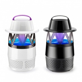 Photocatalyst LED Mosquito Killer Repellent Lamp with No Radiation for Home Use