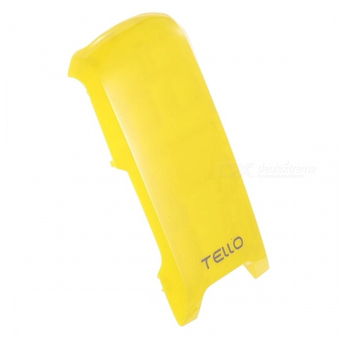 RYZE Tello Snap-on Top Body Shell Cover Cover Case Canopy for DJI Ryze Tello FPV Drone RC Quadcopter - Yellow