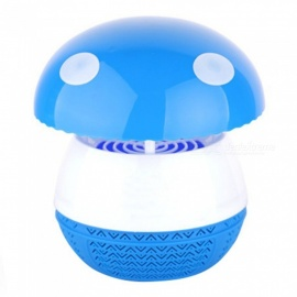 Mini Mushroom Shape Silent Mosquito Repellent Killer for Home Use