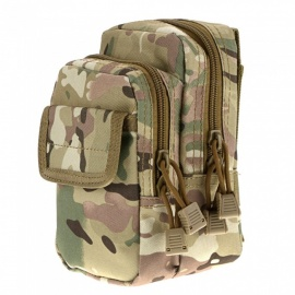 marsupio sportivo Tactical Outdoor X-2 marsupio pacchetto accessorio molle - jungle green