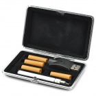 Quit Smoking USB Rechargeable Electronic Cigarette with 3-Refills