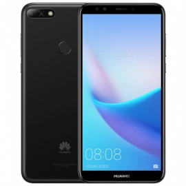 "Huawei Enjoy 8 5.99"" 4G Smart  Phone with Octa Core 3GB RAM, 32GB ROM - Black"