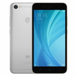 Xiaomi Redmi Note 5A Android 7.1 4G Smartphone with 4GB RAM 64GB ROM - Gray
