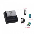 ESAMACT 8001 Portable USB 80mm Bluetooth Wireless Thermal Printer, POS Receipt Barcode Printer for iOS Android Windows