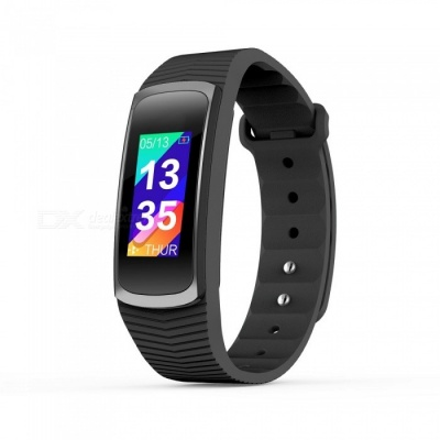 SMA-B3 2018 Touch Screen Smart Bracelet with Blood Pressure Heart Rate Monitoring Pedometer