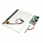 Geekworm 10.1 Inches 2K Resolution 2560x1600(16:10) Independent Display TFT Screen for Raspberry Pi, Orange Pi, PC, Tablet