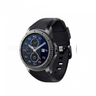 "1.3"" Round Screen Android Smart Watch Phone 3G Call with 8GB ROM, HD Camera - Black"