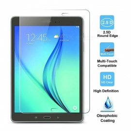 "ESAMACT 2Pcs Tempered Glass Screen Protector Films for Samsung Galaxy Tab A 9.7"" T550"
