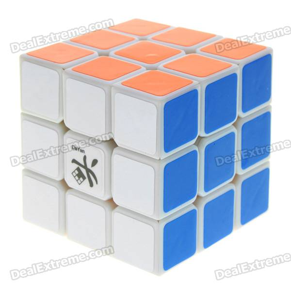 3x3x3 Brain Teaser IQ Training Magic Cube dayan mf8 4x4x4 brain teaser magic iq cube