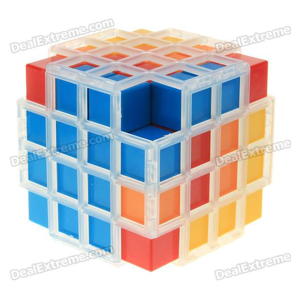 Besondere Rätsel IQ Schulung Magic Cube Design Sokoban / BoxWorld Toy