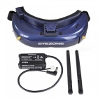 EyeZone 5.8G FPV Goggles with Diversity Dual Receiver, DVR Recording