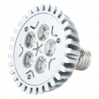 E27 5W 430-Lumen LED White Light Bulb (6500K/220V)