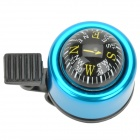 Bike Mount Compass (Blue)