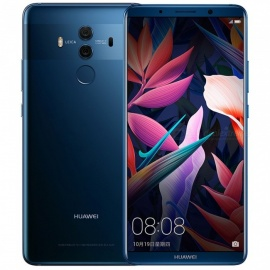 "HUAWEI Mate 10 Pro 6"" 3D Curved Glass Octa-Core 4G Phone w/ 4GB RAM, 128GB ROM - Blue"