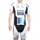 Professional Short Sleeves Bicycle Sports Suit/Clothing (Size-M/168-175cm)