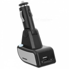 "1.0"" LCD A2DP Bluetooth MP3 Player FM Transmitter with Caller ID Handsfree (SD/MMC/USB/2.5mm)"