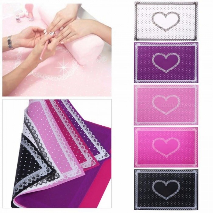 Nail Art Equipment Advanced Silicone Plastic Pillow Hand Holder ...