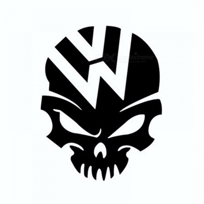 Reflective Ghost Rider Car Stickers Car Stickers Devils Rider Car Stickers