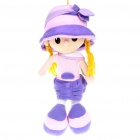 Charming Babydoll Figure Toy with Strap