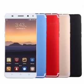 "Excelay E68 5.5"" Quad-core Android 4G Smartphone 2GB+16GM Touchscreen Cell Phones EU Version Gold"