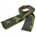 Military Outdoor Camouflage Scarf