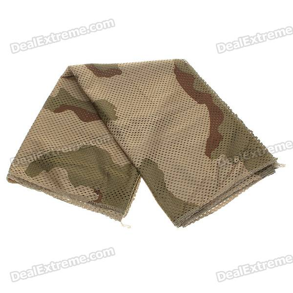 Military Outdoor Camouflage Scarf рос 52302