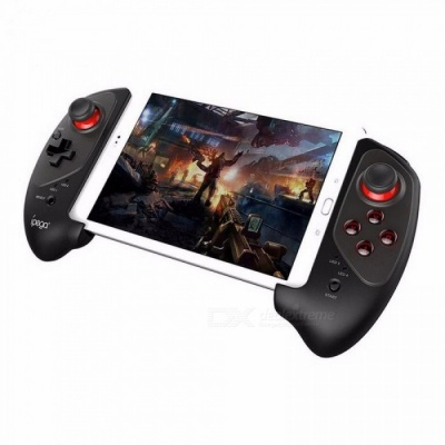 IPega PG-9083 Wireless Bluetooth Gamepad Practical Stretch Joystick Game Controller For Android/IOS/Nintendo Switch Black