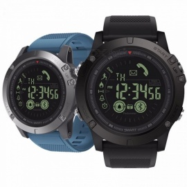 Zeblaze VIBE 3 Flagship Rugged Smartwatch All-Weather Monitoring Smart Watch For IOS And Android Brown