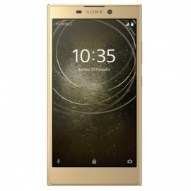 """Sony Xperia H4331 L2 5.5"""" Smart Phone with 3GB RAM, 32GB ROM - Golden"""