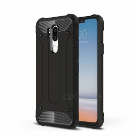 Dayspirit King Kong Armor Style Shockproof Anti-Scratch Protective Back Cover Case for LG G7 ThinQ