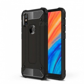 Dayspirit King Kong Armor Style Shockproof Anti-Scratch Protective Back Cover Case for Xiaomi Mi Mix 2S