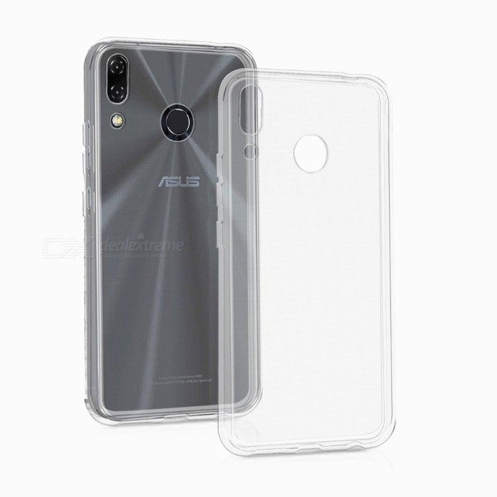 TOCHIC Ultra Slim Thin TPU Protective Soft Case for Asus Zenfone 5 ZE620KL - Free shipping - DealExtreme
