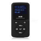 JEDX Portable Pocket-Size DAB Digital Radio Player with Bluetooth MP3 Playback Function