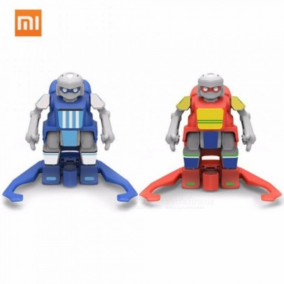 Xiaomi SIMI Football Robot Intelligent Soccer Game Toys Handle Wireless Control For Boys Girls Family 2PCS Multicolor