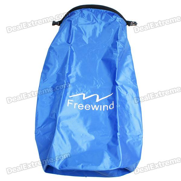 Outdoor Sports Waterproof Dry Floating Bag for Fishing Surfing Camping - Color Assorted (20-Litre)Material:Form  ColorBlueSizeMPacking List<br>