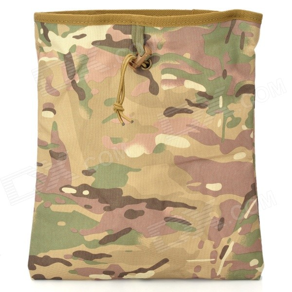 Nylon Carrying Pouch Bag (Random Camouflage)
