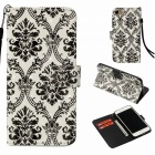 Measy 3D Pattern Flip Magnetic Case w/ Kickstand, Cash Wallet Case with Card Holder Function for IPHONE 6 or IPHONE 6S