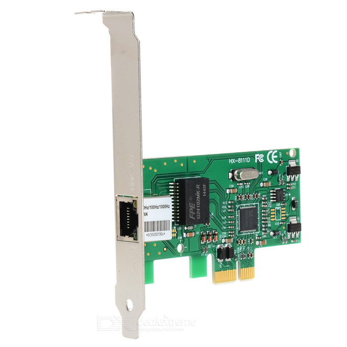 PCIE 10/100/1000M Network Card Adapter
