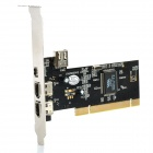 Firewire 1394 PCI Card with Software CD + Cable