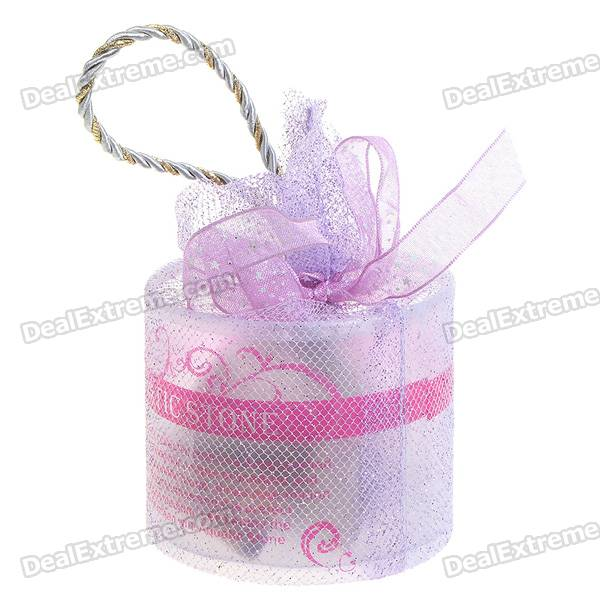 Mosquito Repeller Fragrance Stone - Purple Packing
