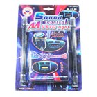 Sound Controlled Music Light for Vehicles (2 Lights)